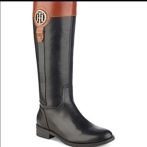 Tommy Hilfiger Ivane Knee High Boot